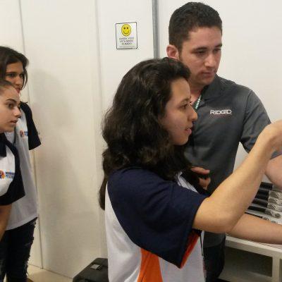 Unidade Projeto Pescar Emerson - Visita técnica