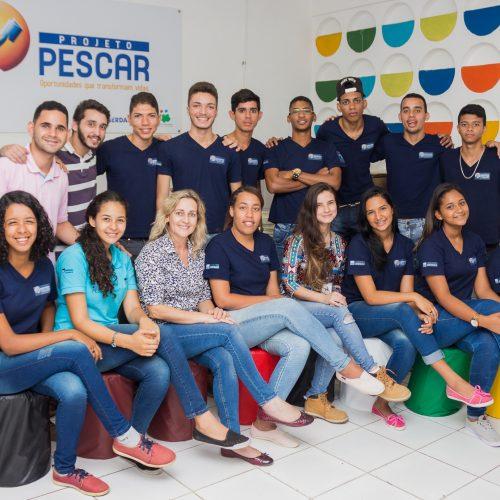 Unidade Projeto Pescar Instituto Solidare