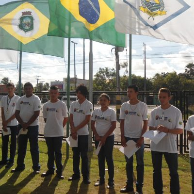 Unidade Projeto Pescar Vicunha Têxtil